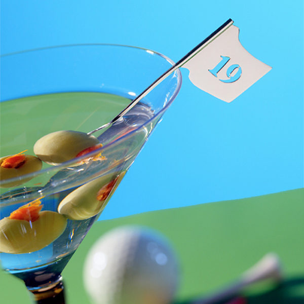 MartiniPic Luxe Series - 19th Hole
